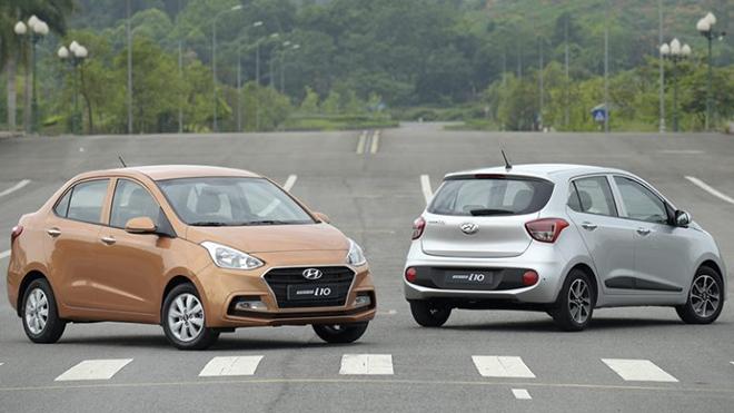 Giá xe ô tô Hyundai Grand i10 cập nhật tháng 6/2020 - 1