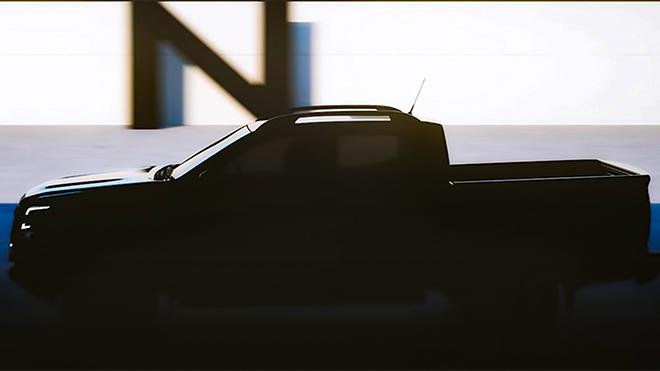 Nissan Navara phiên bản nâng cấp sẽ được trang bị động cơ mới - 1