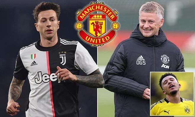 """""""Đệ ruột"""" Ronaldo tính rời Juventus, """"dọn nhà"""" đến MU xây mộng Euro 2021 - 1"""