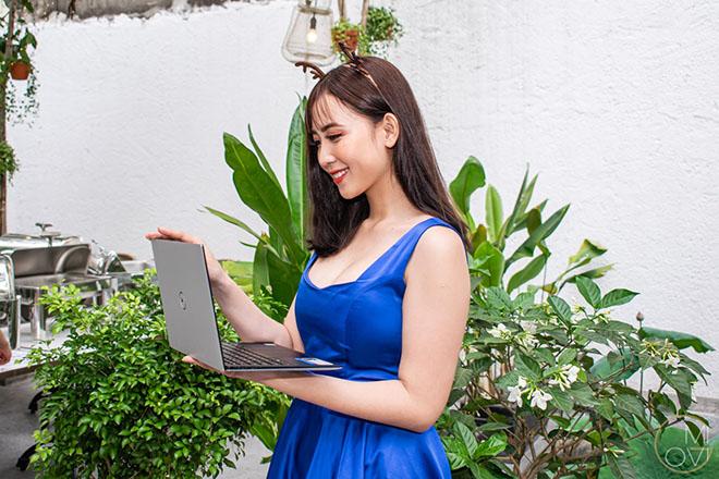 XPS 17 lên kệ sẵn sàng bóp nghẹt MacBook Pro 16 - 1
