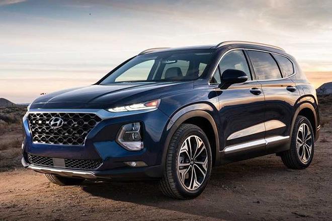 Giá lăn bánh xe Hyundai SantaFe mới nhất tháng 6/2020 - 1