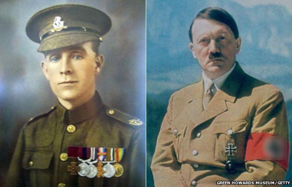 Nếu Hitler chết dưới tay người lính này ngay từ Thế chiến I, lịch sử sẽ thay đổi ra sao? - 1