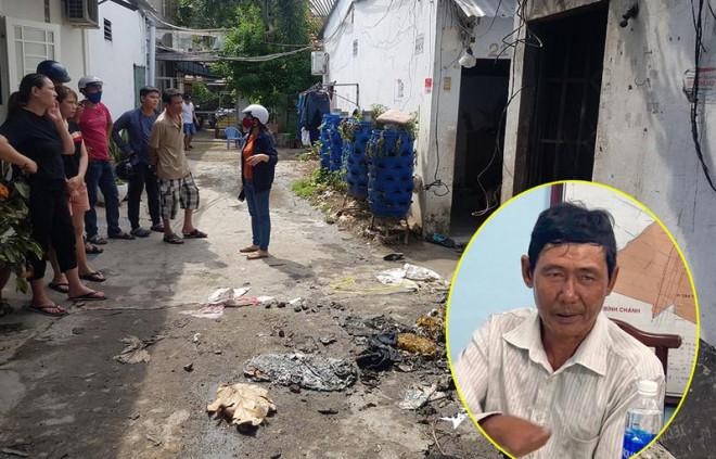 Chân dung nghi can phóng hỏa làm 3 người chết ở Bình Tân - 1