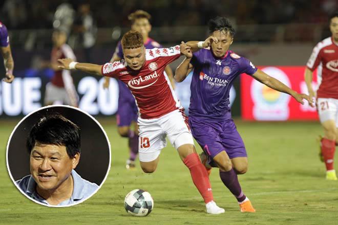 """Cú sốc HLV """"dị"""" nhất V-League vượt đội Công Phượng, Quang Hải, để """"lên đỉnh"""" - 1"""