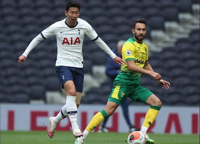 Tottenham sắp đấu MU, Son Heung Min và Harry Kane đá tập thua sít sao - 4