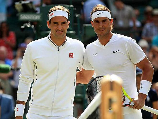 """Federer gửi video """"hâm nóng"""" tình cảm với Nadal, triệu fan xúc động - 1"""