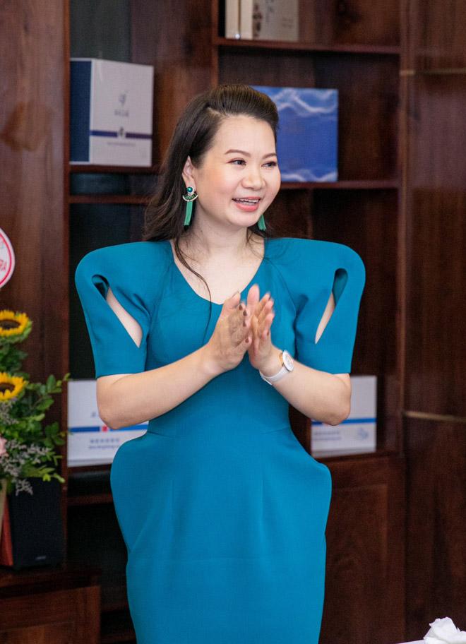 CEO Phạm Thu Thủy với khao khát thay đổi diện mạo ngành làm đẹp - 1