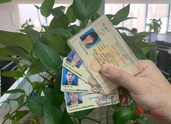 Giấy phép lái xe cấp từ ngày 1/6/2020 phải có mã QR - 1