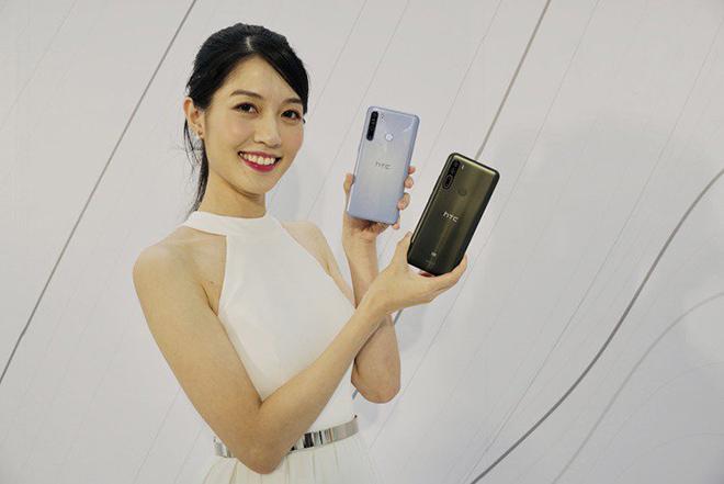 HTC trở lại với bộ đôi smartphone giá chất, có cả 5G - 1
