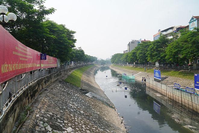 Lãnh đạo Sở Xây dựng HN: JVE đã từ bỏ xử lý ô nhiễm sông Tô Lịch bằng công nghệ Nhật - 1
