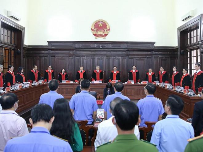 Thông tin phiên họp Ủy ban Tư pháp vụ Hồ Duy Hải - 1