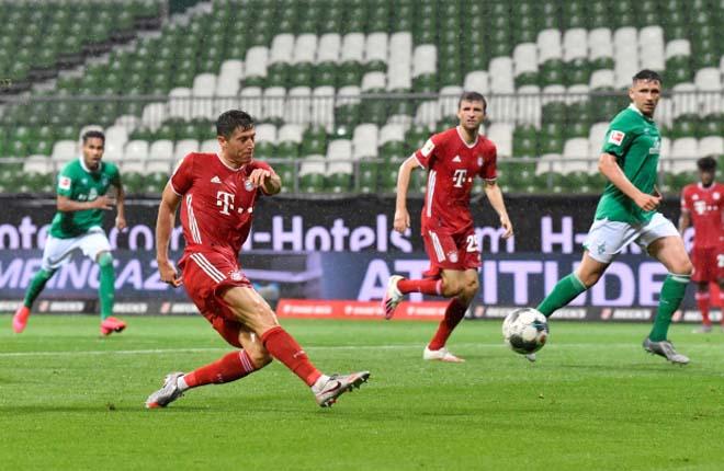 Bayern Munich vô địch Bundesliga 8 năm liên tiếp: Báo chí thế giới bội phục - 1