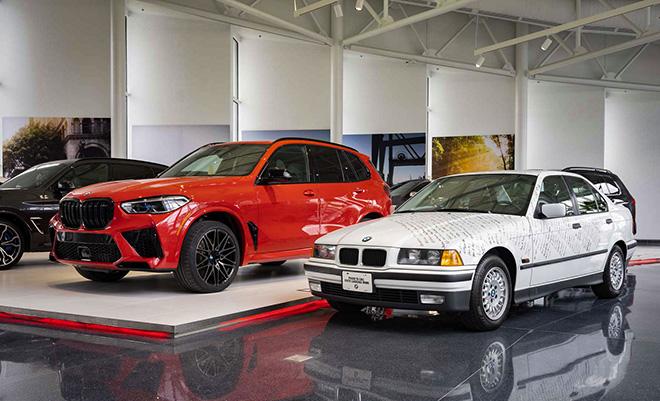 BMW sản xuất chiếc xe thứ 5 triệu xe tại Bắc Mỹ - 1