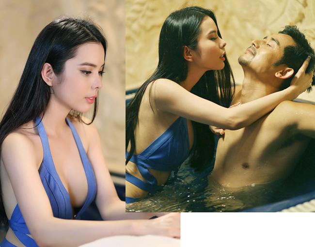 Đầu năm 2020, Huỳnh Vy gây chú ý khi tham gia bộ phim Bí mật đảo Linh Xà. Tại đây, cô hóa thân thànhmỹ nữ rắn vô cùng độc ác và nham hiểm, chuyên đi quyến rũ con người để tiêu diệt họ.