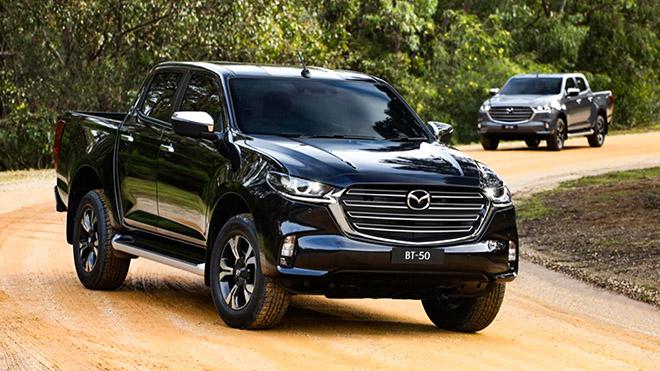 Xe bán tải Mazda BT-50 thế hệ mới chính thức trình làng - 1