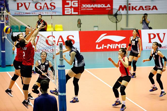Li-ning đồng hành cùng Giải bóng chuyền vô địch quốc gia 2020 - 1
