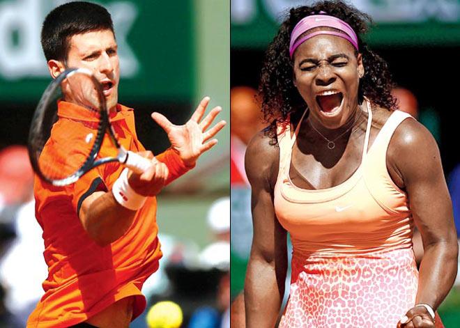Tennis trở lại ngày 14/8: Djokovic nói không, Serena sẽ dự US Open - 1