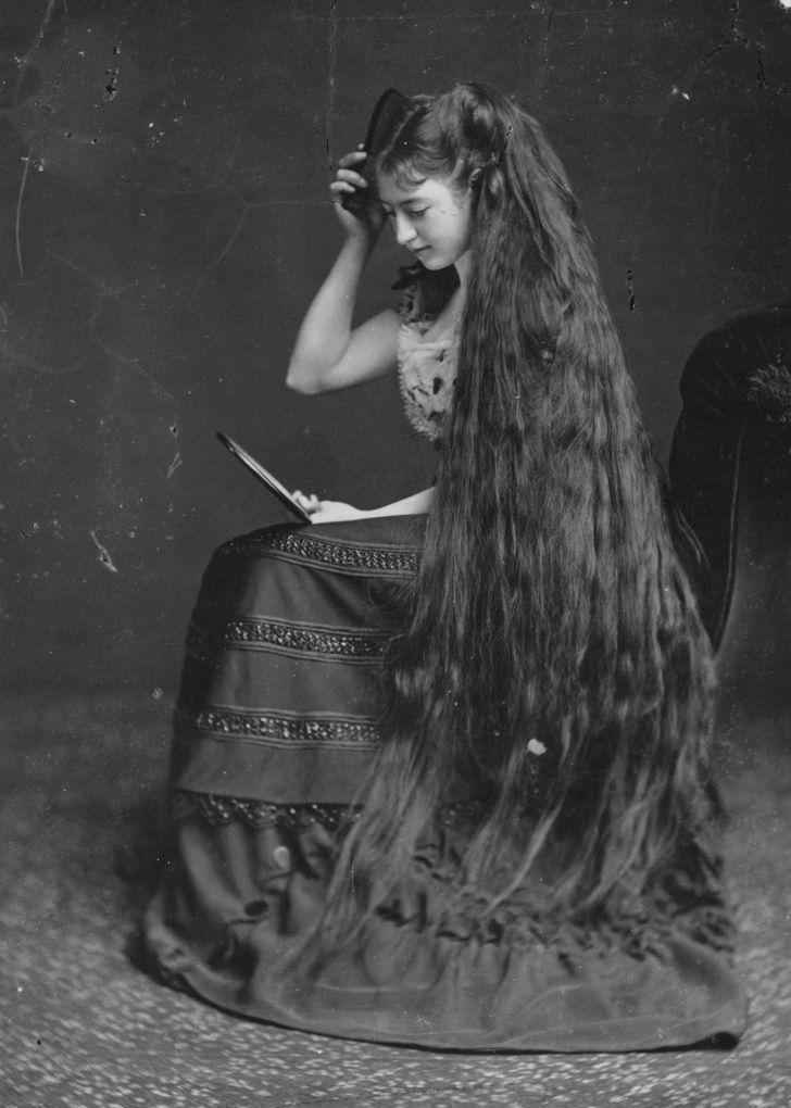 """Giai đoạn """"thịnh trị"""" của những nàng công chúa tóc mây - 1"""