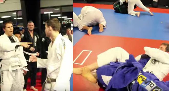 Cao thủ làm bẽ bàng lò võ MMA: Giả vờ xin học rồi hạ knock out toàn bộ - 1