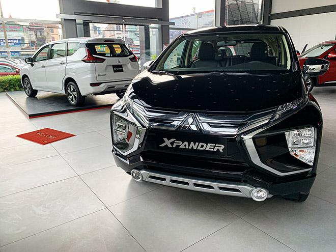 Giá lăn bánh Mitsubishi Xpander phiên bản số sàn 2020 vừa được trình làng - 1