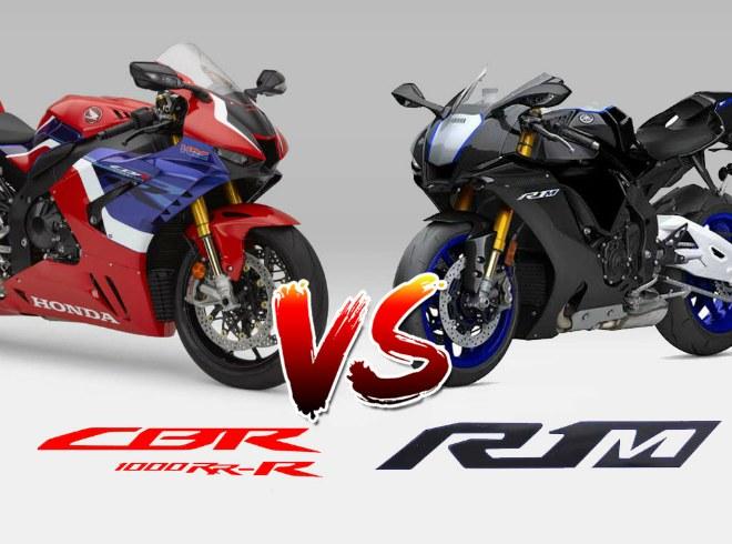 Thư hùng 2020 Honda CBR1000RR-R SP và Yamaha YZF-R1M: Long trời lở đất - 1