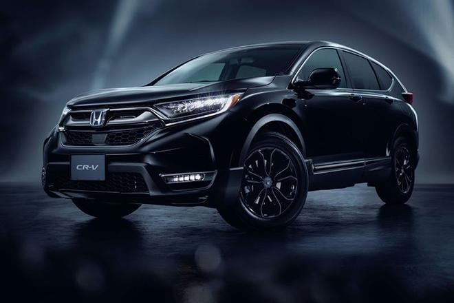 Honda CR-V Black Edition mang vẻ đẹp huyền bí, giá từ 821 triệu VND - 1