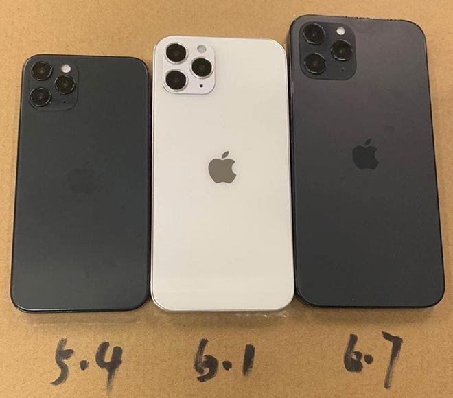 NÓNG: Đã có cái nhìn cận cảnh loạt iPhone 12 - 1