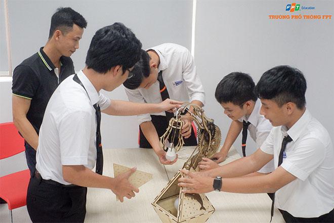 Giáo dục phổ thông thế kỷ 21 tại trường THPT FPT Đà Nẵng - 1