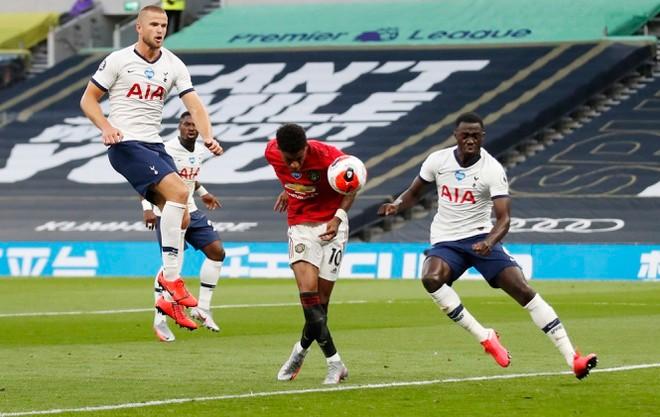 Bảng xếp hạng Ngoại hạng Anh còn 8 vòng: MU cần bao nhiêu điểm để vào Top 4? - 1