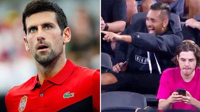 """Tin thể thao HOT 23/6: Trai hư Kyrgios buông lời """"hỏi đểu"""" Djokovic - 1"""