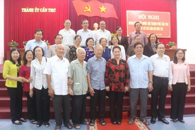 Chủ tịch Quốc hội Nguyễn Thị Kim Ngân nói về vụ án Hồ Duy Hải - 1