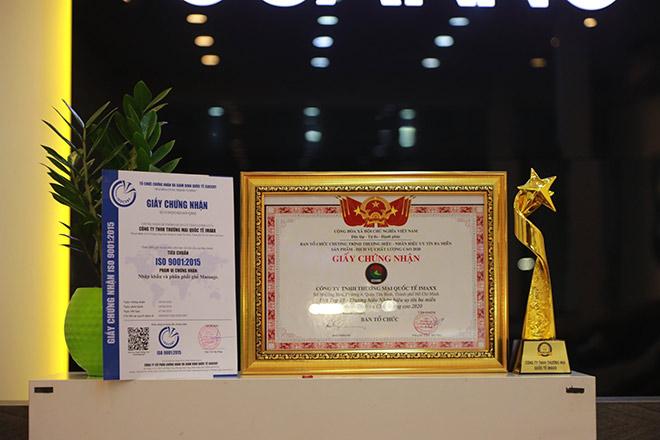 Thương hiệu ghế Massage Osanno đạt chứng nhận ISO 9001 khẳng định vị trí trên thị trường - 1