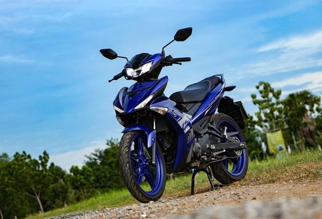 Yamaha Exciter 150 vẫn đẹp nét căng, sao phải nóng ruột có Exciter 155 VVA - 1