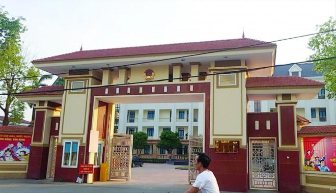 Thanh tra Bộ Xây dựng vòi tiền ở Vĩnh Phúc: Chiêu thức tinh quái - 1