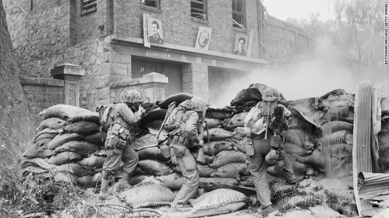 Lần duy nhất quân đội Mỹ từng kiểm soát thủ đô Triều Tiên - 1