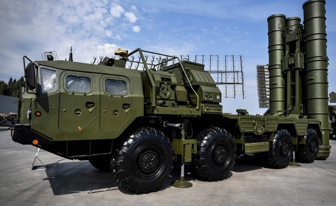 """""""Rồng lửa"""" S-400 Ấn Độ quyết mua bằng được đe dọa Trung Quốc ra sao? - 1"""