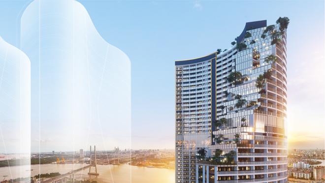 Tầm nhìn không giới hạn về sông Sài Gòn tại Babylon Tower - 1