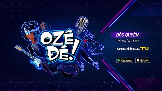 Viettel TV hé lộ gameshow tương tác Ô Zê Đê với giải thưởng lên đến 500 triệu đồng - 1