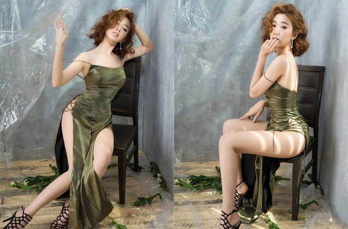 Cách giữ 3 vòng của cô đào Tiền Giang dính scandal chung phòng đồng nghiệp nam - 1