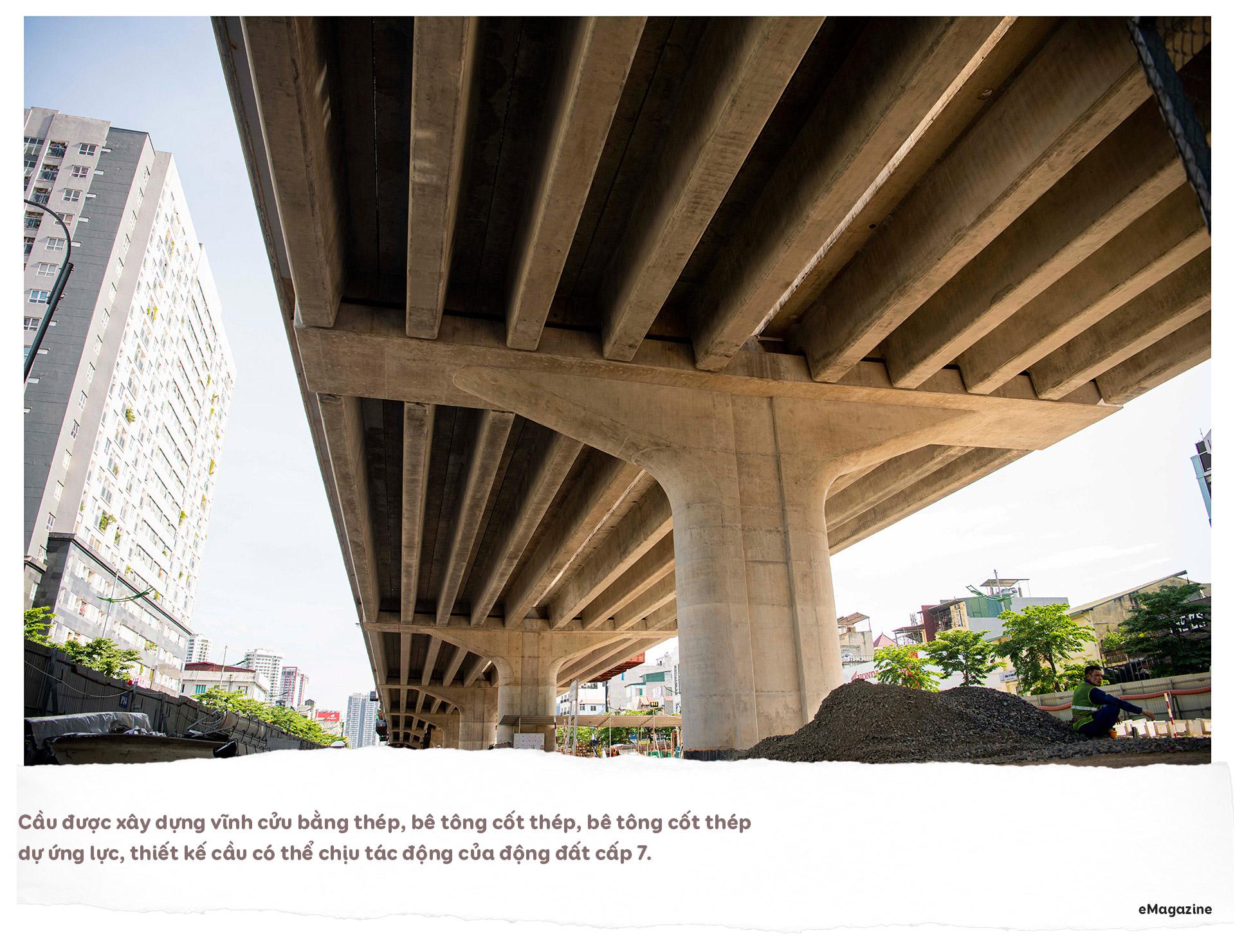 Diện mạo cầu cạn hơn 1.000 tỷ đồng/1 km nối với cây cầu 2 tầng độc nhất - 8