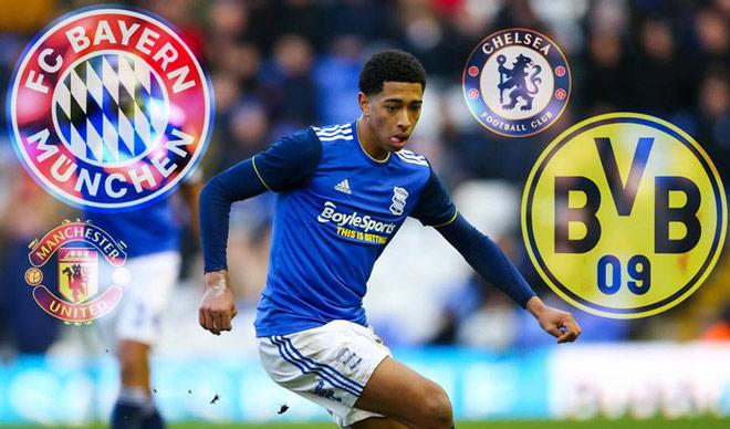 SAO trẻ Bellingham giá 20 triệu bảng: Dortmund bị phá đám, MU vào cuộc? - 1