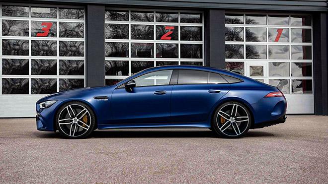 Hãng độ G-Power nâng công suất xe Mercedes-AMG GT 63 lên gần 800 mã lực - 3