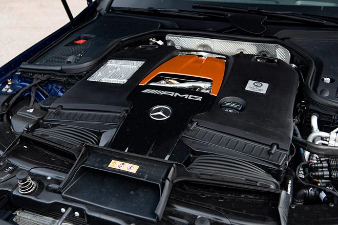 Hãng độ G-Power nâng công suất xe Mercedes-AMG GT 63 lên gần 800 mã lực - 5