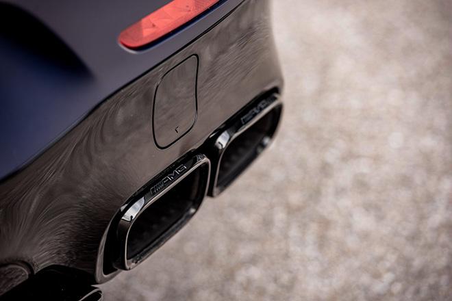 Hãng độ G-Power nâng công suất xe Mercedes-AMG GT 63 lên gần 800 mã lực - 6