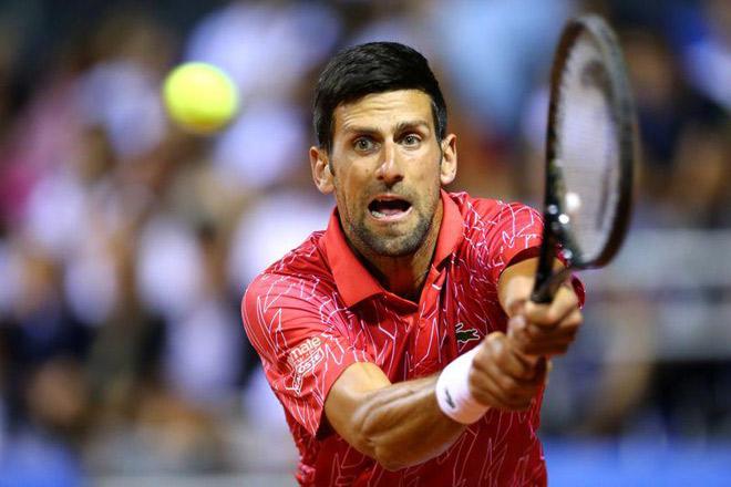 """Nghịch lý: Djokovic nếu vượt Federer thành """"Vua Grand Slam"""" vẫn bị tẩy chay? - 1"""
