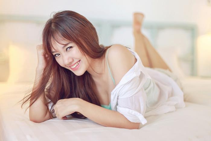 Hari Won diện bikini khoe dáng nuột nà khiến chị em cũng phát ghen - 5