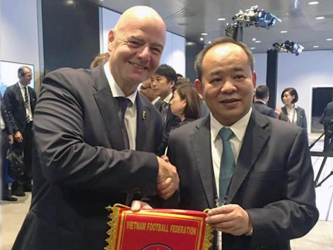 Bóng đá Việt Nam sẽ nhận 35 tỉ hỗ trợ từ FIFA - 1