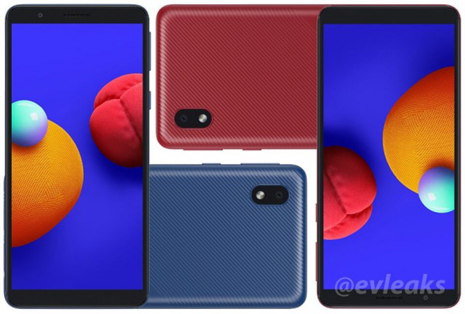 Samsung chuẩn bị tung Galaxy A01 Core giá rẻ cho người dùng phổ thông - 1