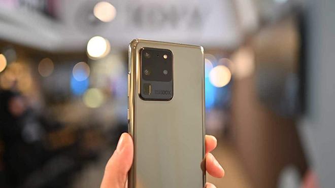Xác nhận: Galaxy Note 20 Ultra sẽ có camera 108MP - 1