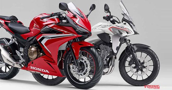 """Honda sẽ """"đột kích"""" thị trường với bộ đôi 400cc hoàn toàn mới - 1"""